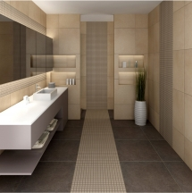 Residential bathroom Arc
