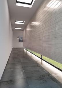 Concrete office