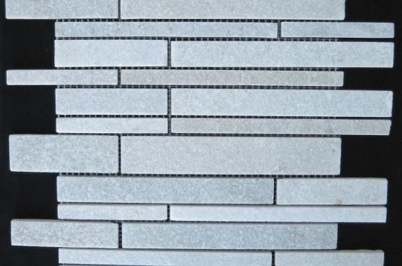 Slate mosaic grey