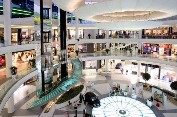 Shopping mall Korum Arc