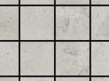 Concrete mosaic Mass